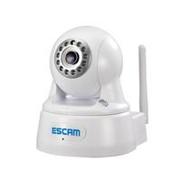 World-1st ESCAM QPT511 720P WIFI Pan / Tilt H.264 ONVIF 3.6mm IR-Dome Camera