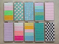 Crystal Handmade DIY Luxury Case Cover For Apple Iphone 6 4.7''/Plus 5.5''  Rhinestone Diamond Phone Case Free Shipping