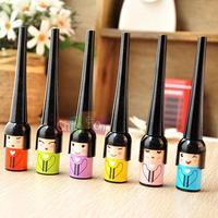 new 2014 1x Waterproof Cosmestic Eyeliner Pen for Fashion Girl Lady Women Lovest Eyeliner