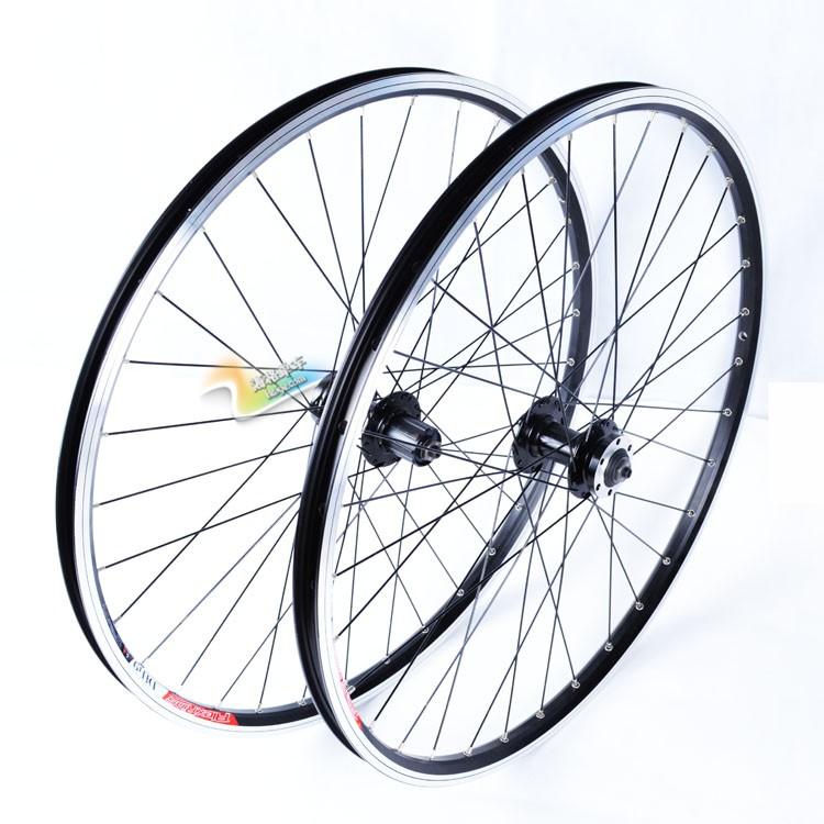 Велосипедное колесо 26' MTB QUANDO 32H DP19 V