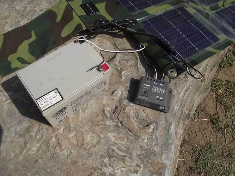 Solar 12v Flexible Flexible Solar Panels