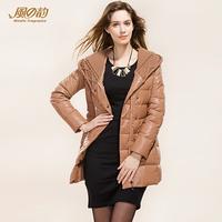 2014 newer longer slim women down jacket down coat