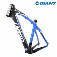 GIANT NEW XTC C Giant genuine carbon fiber mountain bicycle frame 13 new ultra light frame