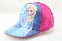 2014 Rushed Striped Hats for The New Ice Romance Single Princess Essar Adjustable Child Hat Courtesy Leisure Hats Wholesale