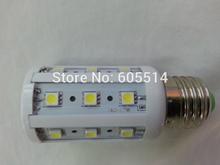 [Seven Neon]Free DHL shipping 220V 5W 5050 SMD 24 LED Corn Bulb Light ,E27/ B22/E14 LED corn bulb(China (Mainland))