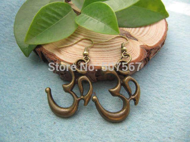Серьги висячие Vintage style Pentacle earrings серьги висячие vintage style pentacle earrings