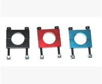 DIY Quadrocopter parts!4 6 8 shaft axis frame more 12 mm, 16 mm carbon fiber tube aluminum alloy tube clamp CNC KK MK!