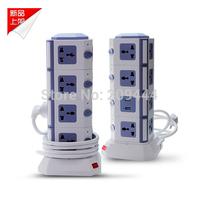 Vertical socket switch socket strip usb power supply wiring board socket plate converter drag line board