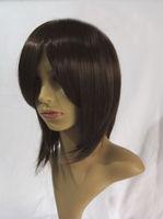 Vampire Knight Yuki Cross Cos Wig Natural Kanekalon Fiber no lace Hair full Wigs