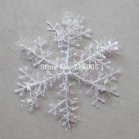 Christmas Decoration Supplies Snowflake Christmas Hanging Decoration Size L: 23cmx23cm 10PCS/lot