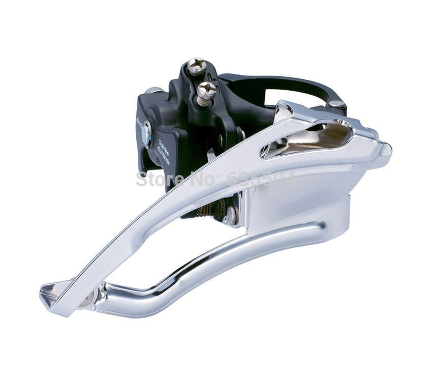 Велосипедная рама FD/m50 microshift 9 , groupset microshift Front Derailleur FD-M50 nos shimano xtr front derailleur fd m961 dual pull bottom swing 34 9 new in box
