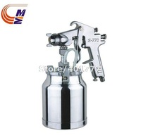 Free shipping High pressure Suction Spray Gun Aluminum  1.5--2.5mmwith 1000ml cup