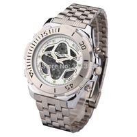 Watches Men Luxury Brand Military army  fashion casual Wristwatches Dual time Digital Analog Quartz Watch Relogio Masculino S02