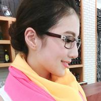 8010 plain mirror men and women hollow plain glass spectacles 2014 new Korean retro fashion glasses tide workers