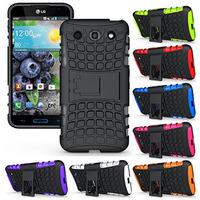 Future Armor Heavy Duty Hard Hybrid Case for LG Optimus G Pro E980 F240 Cell Phone Cases 3pcs/lot =( 1 Case + 1 Flim + 1 Pen )