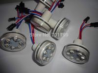 45mm diameter amusement park led pixel light;6pcs 5050 leds;DC12V;1.44W;IP65