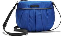 Hot sale! MANGO brand mango women messenger bag Ruched Nylon designers women's handbag famous design cross body small bag