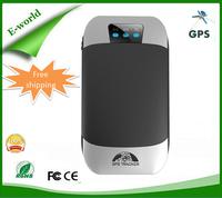 TK303D best gps tracker for car 12v-24v with remote shut off car engine