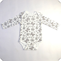 infant clothing baby bodysuit long sleeve 100% cotton toddler girl body wear carters one-pieces onesie tops vest  9-18 month