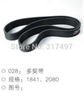 Escalators driver Poly rubber belt  L1841