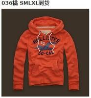 Wholesale 2014 Autumn Winter Men's Sports Brand Hoodies Brand Casual Sweatshirts #Hollistics# Plus Size S-XL Free Shipping