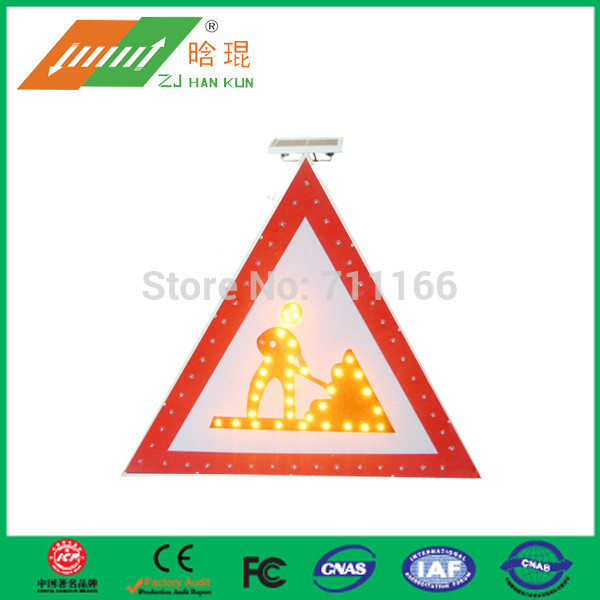 New patented design of Solar Traffic Sign(China (Mainland))