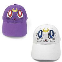 New Hot Sale Baby Sailor Moon cartoon hat children cap sun hat baseball cap 41659106858 201410HX