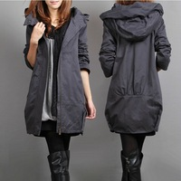 Trench Coat For Women Desigual Coat Plus Size Trench Cotton Casual Coat Autumn Women Coat 2014 Spring Slim Trench Outerwear
