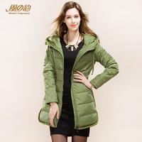 2014 winter longer fashion women down jacket down coat free shipment