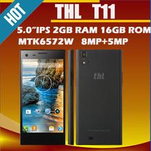 Original THL T11 MTK6592 Octa Core SmartPhone 5″ Gorilla Glass 5MP + 8MP Camera 2GB RAM 16GB ROM Android 4.2 Mobile Phone NFC