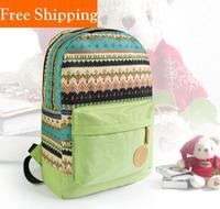 Christmas Snowflakes High Quality Women Canvas Printing Backpack Preppy Style Lady Girl Student School Travel Bag Mochila Bolsas