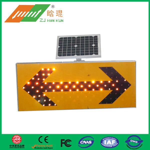 three years warranty solar traffic sign(China (Mainland))