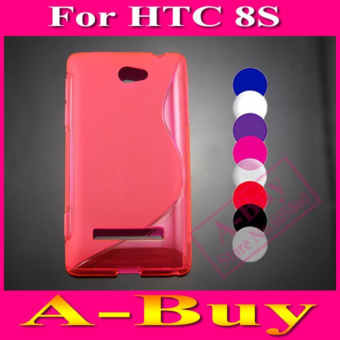Чехол для для мобильных телефонов A-Buy 1 X S HTC 8S A620e