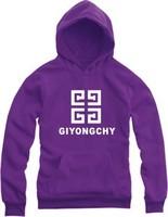 2014 New Autumn and Winter GIYONGCHY Printed Hoodies Leasure Bigbang G-dragon Pullovers Thick Fleece Hoodies