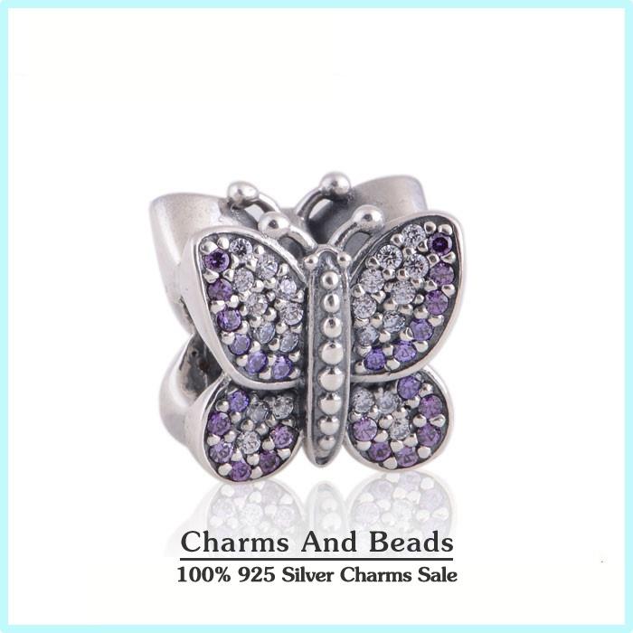 Charms And Beads 925 CZ LW358 браслет цепь s beauty diy 925 cz 10