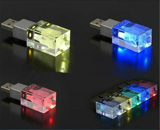 New Crystal jewelry usb flash drives,3D Laser logo Crystal USB 2.0 Genuine 4gb/8gb/16gb/32gb(China (Mainland))