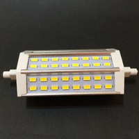ON Stock Free Shipping 5730smd  R7S LED 118MM Lamp 15 R7S LED COB 50PCS/Lot R7S Dimmable Available,