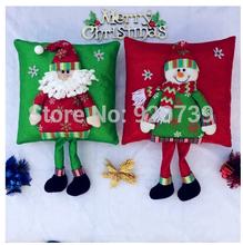 Christmas pillow Christmas gift items Christmas decorations(China (Mainland))