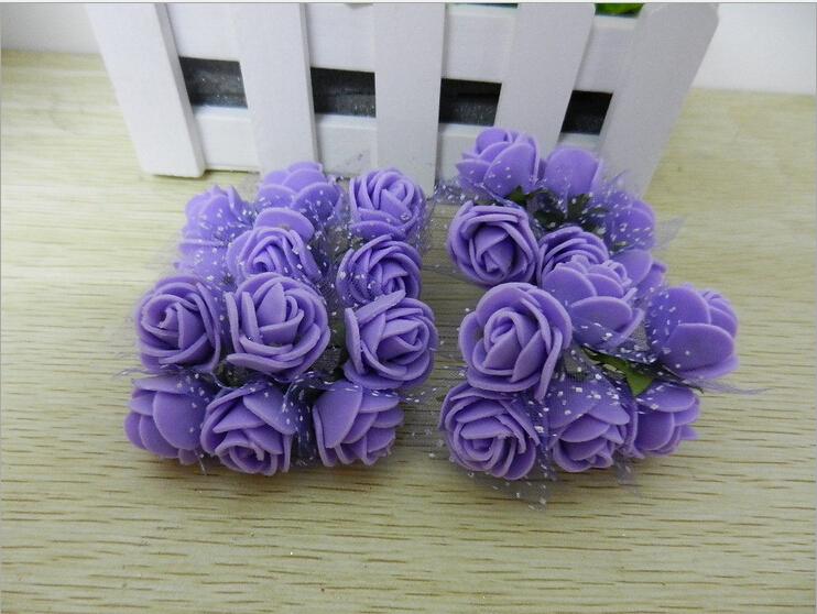 Искусственные цветы для дома Brand new 144 Multi 2*6cm аксессуар для волос brand new 2 lot hairdisk