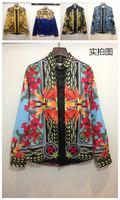 Fashion 2014 high quality VS fashion royal mens  long-sleeve shirt