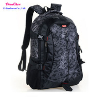 #042 New fashion leisure outdoor climbing students travel computer comfortable high-quality PC buckles backpack
