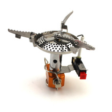 Outdoor portable integrated stove head camping stove stove headband electronic ignition is on sale this week