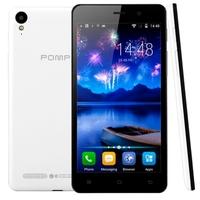 Original Pomp C6 Mini MTK6582 Quad Core Smart Phone 5.0'' IPS HD 1280*720 Android 4.2 1GB RAM 4GB ROM 5.0MP Camera Dual SIM