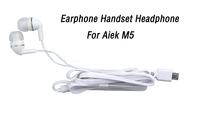 USB Earphone Handset Headphone For Aiek M5 Card mini card Cell Phone