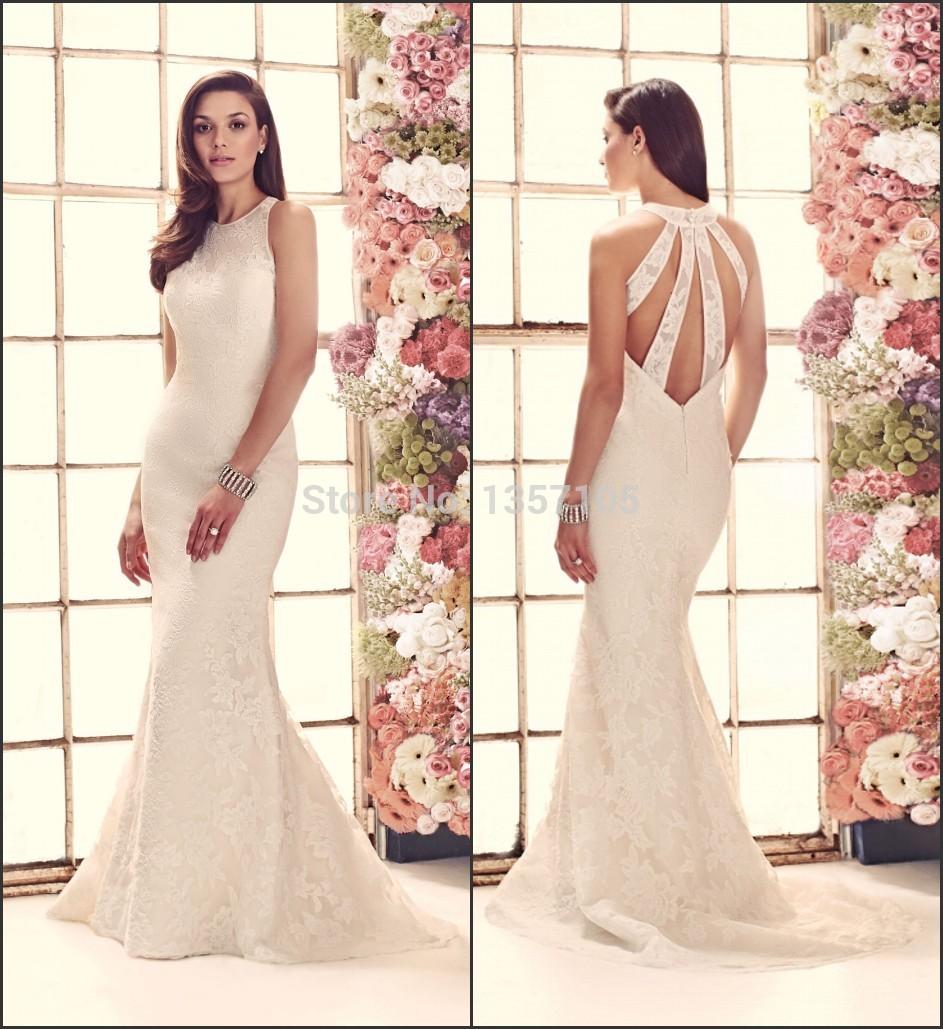 Halter Wedding Dresses With Low Back Wedding Dresses Halter