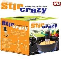 NEW 3 speeds cordless Stir Crazy Stick Blender Robo Stir Crazy Stirs as seen on TV Free Shipping 1 piece Drop Ship
