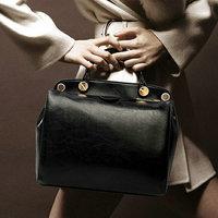 2014 Winter new handbag Korean retro fashion in Europe and America tide Ms. bag handbag shoulder bag woman bag diagonal