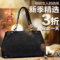 2014 paragraph summer fashion vintage elegant fashion trend of the women's handbag