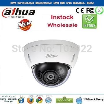 Dahua vandalproof ir dome camera 2 megapixel Network IR mini ip cctv Dome Camera ip66 (IPC-HDBW4200E)(China (Mainland))