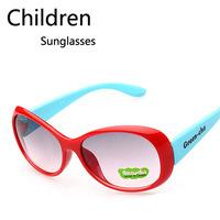 Wholesale Cartoon Children Letter Sunglasses Kids Playing Summer Eyewear